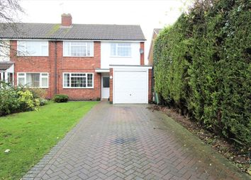 Thumbnail 3 bed semi-detached house for sale in The Orchards, Newton, Rugby