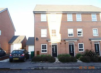 Thumbnail 5 bedroom semi-detached house to rent in Coventry Canal Basin, St. Nicholas Street, Coventry