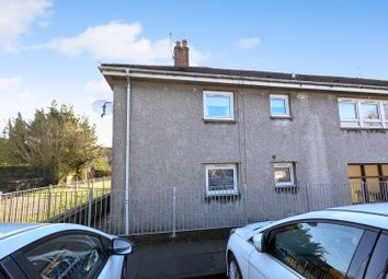 Thumbnail 1 bed flat for sale in Maxwell Place, Kilsyth, Glasgow
