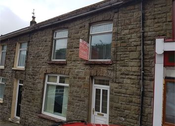 Thumbnail 2 bedroom terraced house to rent in Wern Street, Clydach, Tonypandy, Rhondda Cynon Taff.
