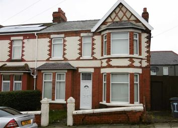 Thumbnail 4 bedroom semi-detached house to rent in Hillside Road, Wallasey, Wirral