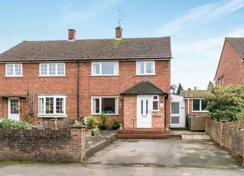 Thumbnail 2 bed semi-detached house for sale in Church Fields, Headley, Bordon