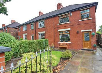 Thumbnail 3 bed end terrace house for sale in Bradshaw Avenue, Whitefield, Manchester