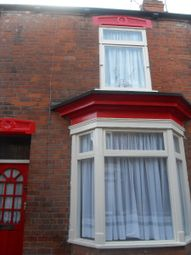 Thumbnail 2 bedroom terraced house to rent in Victoria Avenue, Granville Street, Hull