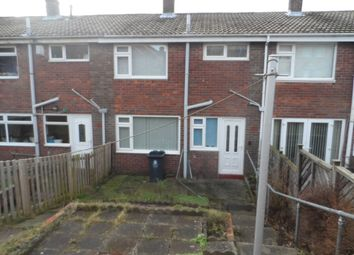 Thumbnail 3 bed terraced house for sale in Helmsley Drive, Wallsend