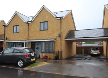 Thumbnail 3 bed property for sale in Butter Row, Wolverton, Milton Keynes