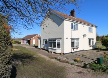 Thumbnail 3 bed detached house for sale in Low Burnham, Epworth, Doncaster