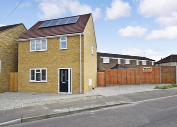 Thumbnail 3 bed detached house for sale in Bentley Road, Willesborough, Ashford, Kent