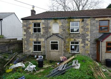 Thumbnail 3 bed semi-detached house for sale in Wesley Place, St. Austell