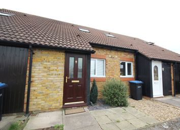 Thumbnail 1 bed terraced house to rent in Mullens Road, Egham, Surrey