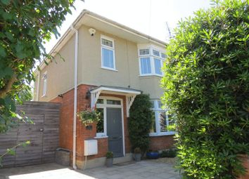Thumbnail 3 bed detached house for sale in Victoria Avenue, Winton, Bournemouth