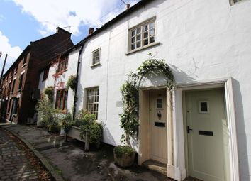Thumbnail 2 bed cottage to rent in Church Lane, Leek, Staffordshire