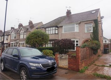 Thumbnail 4 bed semi-detached house for sale in Beanfield Avenue, Coventry