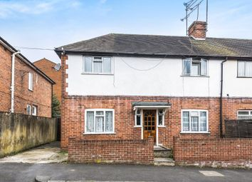 3 bed semi-detached house for sale in Goldsmid Road, Reading RG1