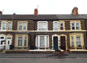 Thumbnail 3 bedroom terraced house for sale in Habershon Street, Splott, Cardiff, Caerdydd