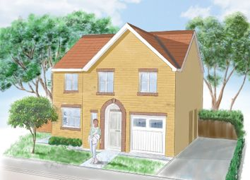 Thumbnail 4 bed detached house for sale in Clos Coed Derw, Penygroes, Llanelli