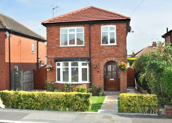 Thumbnail 3 bed detached house for sale in Mount Gardens, Harrogate