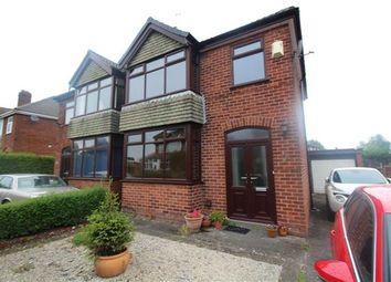 Thumbnail 3 bed property for sale in Parkthorn Road, Preston