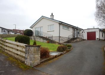 Thumbnail 2 bed detached bungalow for sale in 6 Rankine Heights, Lochmaben