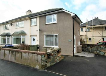Thumbnail 1 bed end terrace house for sale in Latrigg Close, Keswick, Cumbria