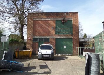 Thumbnail Warehouse to let in Abbotts Road, Leek, Staffordshire