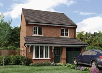 "Thumbnail 4 bed detached house for sale in ""Greene"" at Hind Heath Road, Sandbach"