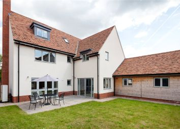 Thumbnail 5 bed detached house for sale in The Limes, 5 Gillon Way, Radwinter