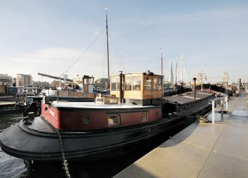 2 bed houseboat for sale in Maxime, Hermitage Wharf, Wapping E1W