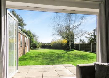 Thumbnail 3 bed detached bungalow for sale in Wells Road, Hindringham, Fakenham