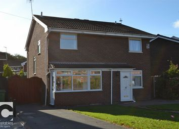 Thumbnail 2 bed semi-detached house to rent in Gilwell Avenue, Moreton, Wirral, Merseyside