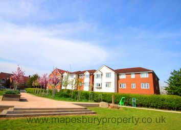 Thumbnail 2 bed flat for sale in Debham Court, Pinemartin Close, London