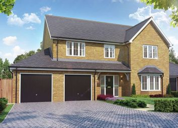 "Thumbnail 5 bed property for sale in ""The Turnland"" at Cotts Field, Haddenham, Aylesbury"