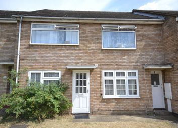 Thumbnail 2 bed flat to rent in Howell Close, Chadwell Heath, Romford