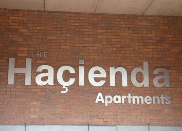 Apt 12, Hacienda Apartments, 21 Albion Street M1. 1 bed flat