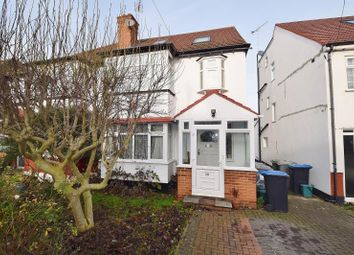 Thumbnail 5 bed semi-detached house for sale in Abbotts Drive, Wembley, Middlesex
