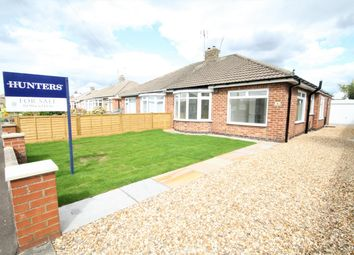 Thumbnail 3 bedroom semi-detached bungalow for sale in Gorse Paddock, York