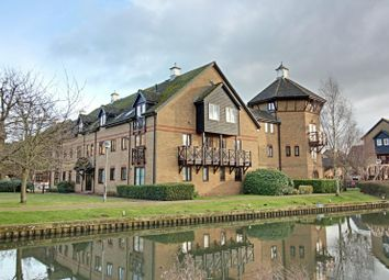 Thumbnail 2 bedroom flat to rent in Lawrence Moorings, Sheering Mill Lane, Sawbridgeworth