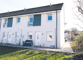 Thumbnail 2 bedroom end terrace house for sale in Foxglove Crescent, Inverness