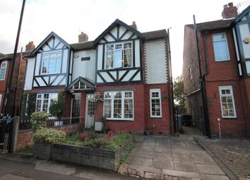 3 bed semi-detached house for sale in Chassen Road, Urmston, Manchester M41