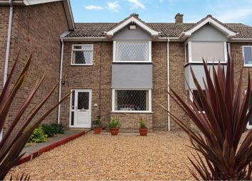 Thumbnail 3 bed terraced house for sale in Beech Way, Cleethorpes