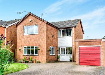 Thumbnail 4 bed property for sale in Elm Grove, Balsall Common, Coventry