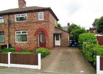 Thumbnail 3 bed semi-detached house to rent in Kingsway South, Latchford, Warrington