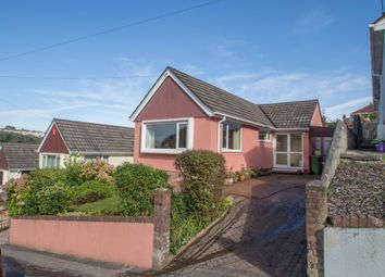 Thumbnail 2 bed detached bungalow for sale in Hollycroft Road, Plymouth