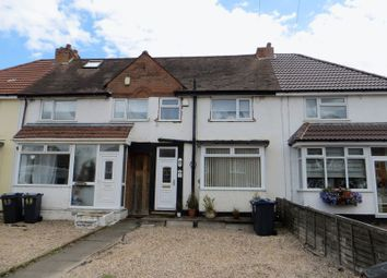 Thumbnail 3 bed terraced house to rent in Kingswood Road, Longbridge, Northfield, Birmingham