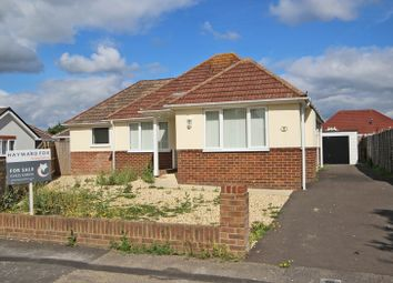 Thumbnail 3 bed detached bungalow for sale in Durland Close, New Milton