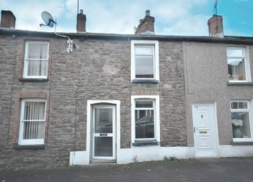 Thumbnail 2 bedroom terraced house for sale in Princes Street, Abergavenny