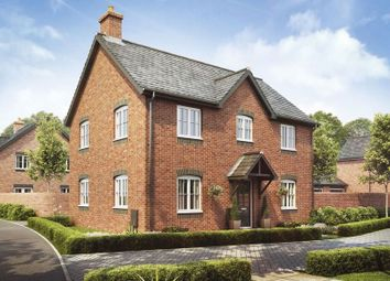 Thumbnail 4 bed detached house for sale in Plot 93, The Birch, Barley Fields, Uttoxeter