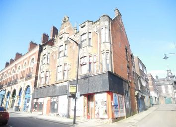 Thumbnail Commercial property for sale in Queen Street, Stoke-On-Trent, Staffordshire