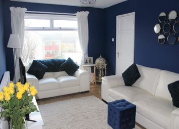 Thumbnail 3 bed flat for sale in Aboyne Drive, Paisley, Renfrewshire