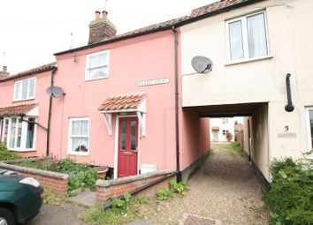 Thumbnail 2 bedroom terraced house to rent in The Green, Hempton, Fakenham
